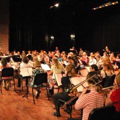 Fifth Grade Debut Concert