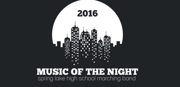 Marching Show Recordings 2016