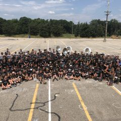 Band Camp Dates ………            July 20-24, 2020