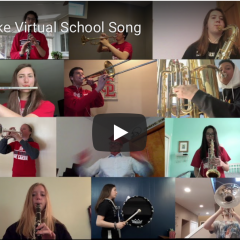 Virtual School Song Project
