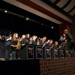 Middle School Jazz Band Recordings